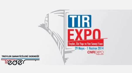 Tır Expo - Treyler, Üst Yapı ve Yan Sanayi Fuarı