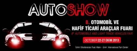 autoshow otomobil ve hafif ticari araçlar fuarı