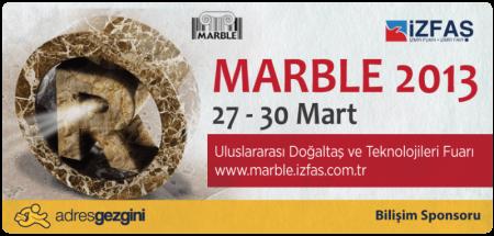 Marble - Uluslararası Doğaltaş ve Teknolojileri Fuarı