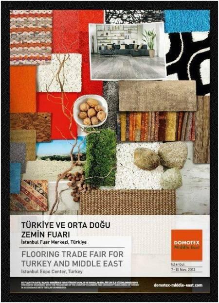 Türkiye ve Orta Doğu Zemin Fuarı