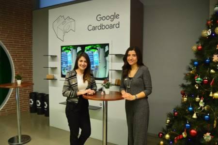 Google Dome Etkinlik