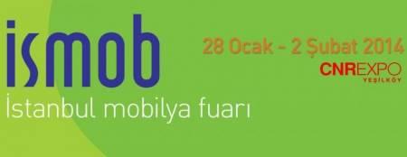 ismob istanbul mobilya fuarı