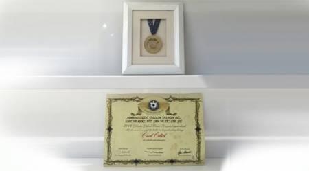 İzmir Ticaret Odası Özel Ödülü