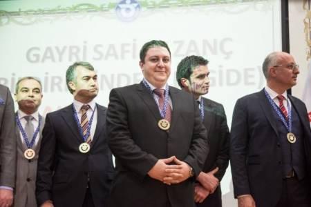 Vergi Rekortmeni Ödülü